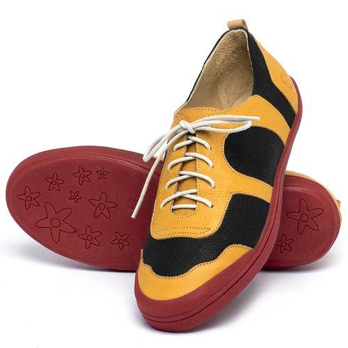Laranja_Lima_Shoes_Sapatos_Femininos_Tenis_Cano_Baixo_em_Couro_Colorido_-_Codigo_-_3755_2