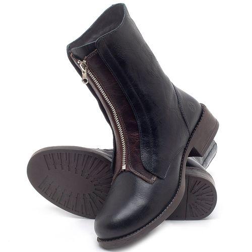 Laranja_Lima_Shoes_Sapatos_Femininos_Bota_Cano_Medio_em_Couro_Preto_-_Codigo_-_141123_2