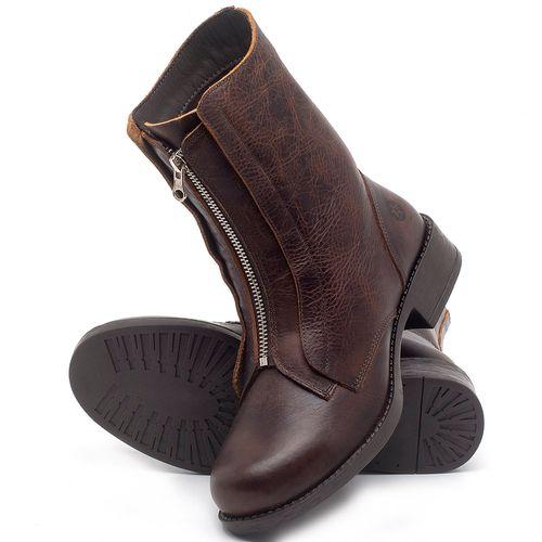 Laranja_Lima_Shoes_Sapatos_Femininos_Bota_Cano_Medio_em_Couro_Marrom_-_Codigo_-_141123_2