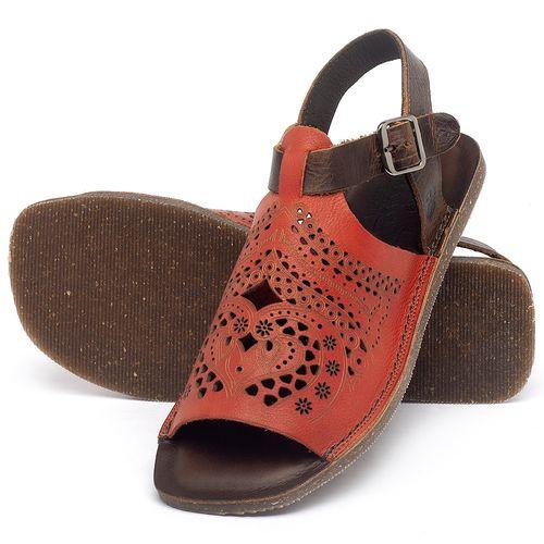 Laranja_Lima_Shoes_Sapatos_Femininos_Sandalia_Rasteira_Flat_em_Couro_Vermelho_-_Codigo_-_141022_2