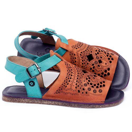 Laranja_Lima_Shoes_Sapatos_Femininos_Sandalia_Rasteira_Flat_em_Couro_Laranja_-_Codigo_-_141022_1
