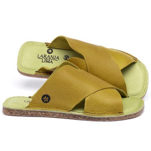 Laranja_Lima_Shoes_Sapatos_Femininos_Sandalia_Rasteira_Flat_em_Couro_Amarelo_-_Codigo_-_141155_1