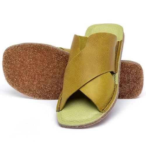 Laranja_Lima_Shoes_Sapatos_Femininos_Sandalia_Rasteira_Flat_em_Couro_Amarelo_-_Codigo_-_141155_2