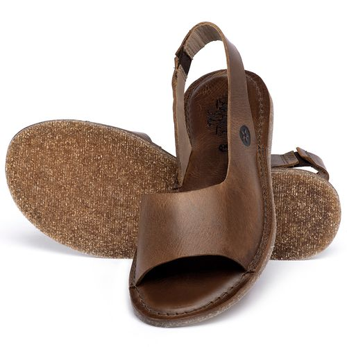 Laranja_Lima_Shoes_Sapatos_Femininos_Sandalia_Rasteira_Flat_em_Couro_Marrom_-_Codigo_-_141163_2