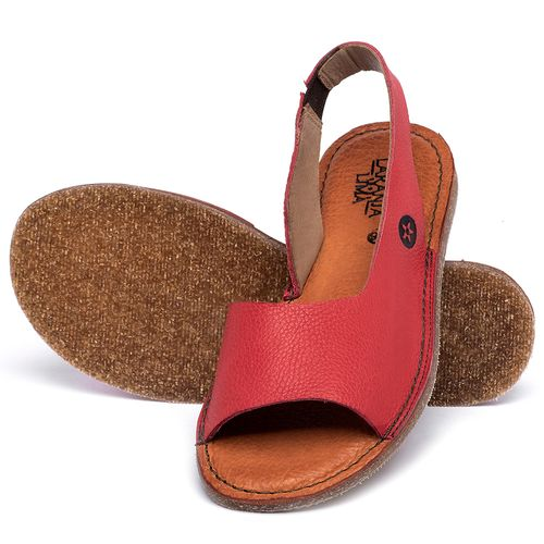 Laranja_Lima_Shoes_Sapatos_Femininos_Sandalia_Rasteira_Flat_em_Couro_Bicolor_-_Codigo_-_141163_2