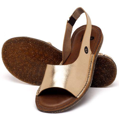 Laranja_Lima_Shoes_Sapatos_Femininos_Sandalia_Rasteira_Flat_em_Couro_Metalizado_-_Codigo_-_141163_2