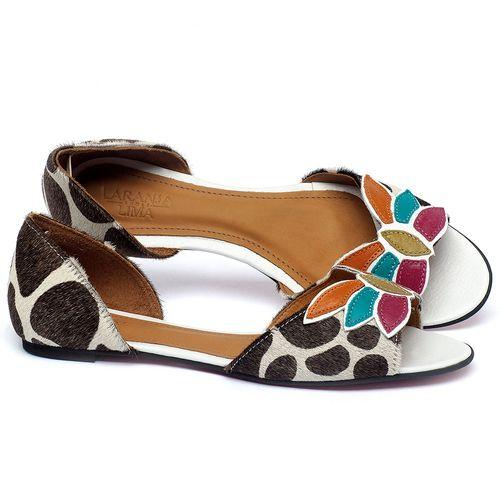 Laranja_Lima_Shoes_Sapatos_Femininos_Sapatilha_Peep_Toe_em_Couro_Animal_Print_-_Codigo_-_56221_1