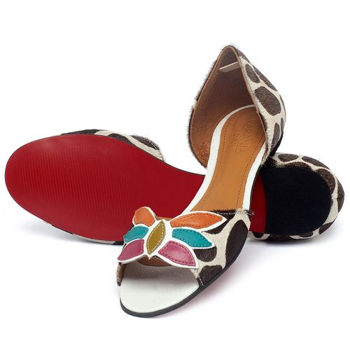 Laranja_Lima_Shoes_Sapatos_Femininos_Sapatilha_Peep_Toe_em_Couro_Animal_Print_-_Codigo_-_56221_2