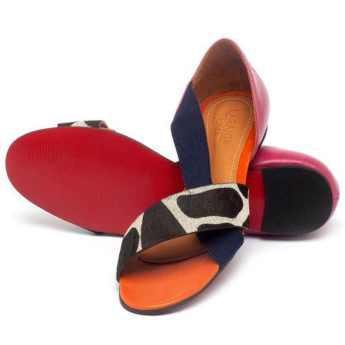 Laranja_Lima_Shoes_Sapatos_Femininos_Sapatilha_Peep_Toe_em_Couro_Animal_Print_-_Codigo_-_56121_2
