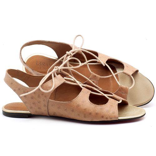 Laranja_Lima_Shoes_Sapatos_Femininos_Sapatilha_Peep_Toe_em_Couro_Animal_Print_-_Codigo_-_56173_1