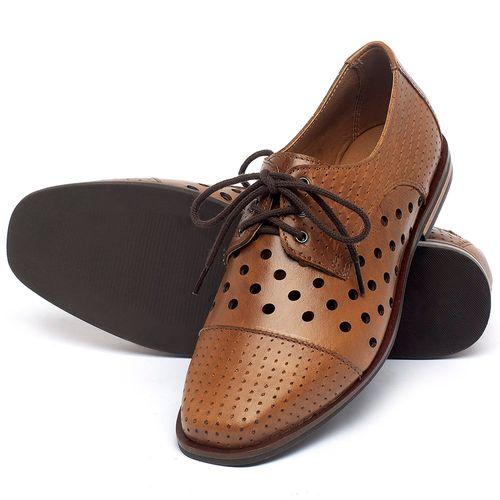 Laranja_Lima_Shoes_Sapatos_Femininos_Sapatilha_Bico_Quadrado_em_Couro_Caramelo_-_Codigo_-_136101_2