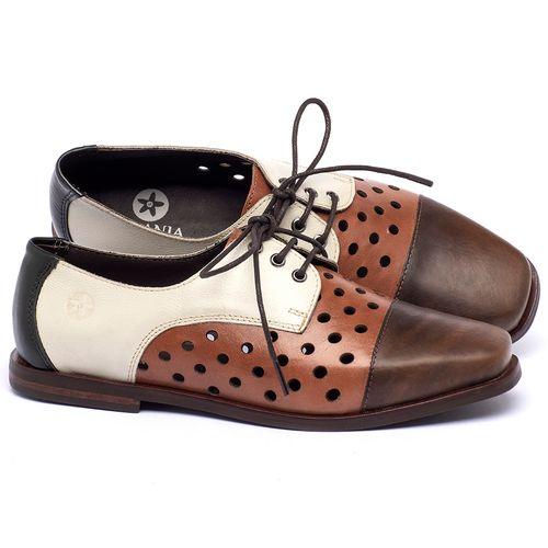 Laranja_Lima_Shoes_Sapatos_Femininos_Sapatilha_Bico_Quadrado_em_Couro_Multicolor_-_Codigo_-_136101_1