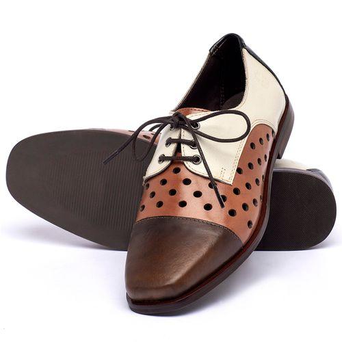 Laranja_Lima_Shoes_Sapatos_Femininos_Sapatilha_Bico_Quadrado_em_Couro_Multicolor_-_Codigo_-_136101_2