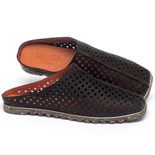 Laranja_Lima_Shoes_Sapatos_Femininos_Sandalia_Rasteira_Flat_em_Couro_Preto_-_Codigo_-_145056_1