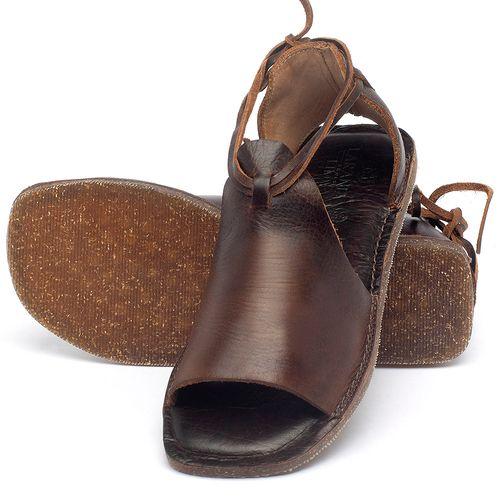 Laranja_Lima_Shoes_Sapatos_Femininos_Sandalia_Rasteira_Flat_em_Couro_Marrom_-_Codigo_-_141164_2