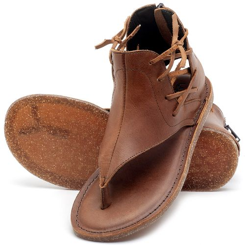 Laranja_Lima_Shoes_Sapatos_Femininos_Sandalia_Rasteira_Flat_em_Couro_Marrom_-_Codigo_-_141114_2