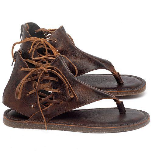 Laranja_Lima_Shoes_Sapatos_Femininos_Sandalia_Rasteira_Flat_em_Couro_Marrom_-_Codigo_-_141114_1
