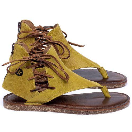 Laranja_Lima_Shoes_Sapatos_Femininos_Sandalia_Rasteira_Flat_em_Couro_Amarelo_-_Codigo_-_141114_1