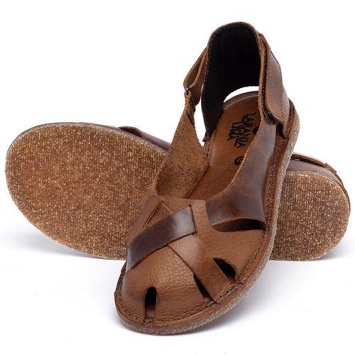 Laranja_Lima_Shoes_Sapatos_Femininos_Sandalia_Rasteira_Flat_em_Couro_Caramelo_-_Codigo_-_141059_2