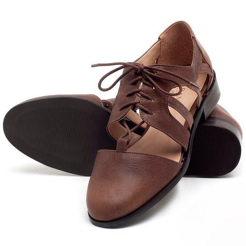 Laranja_Lima_Shoes_Sapatos_Femininos_Oxford_Laranja_Lima_Shoes_Salto_de_2_cm_em_Couro_Marrom_-_Codigo_-_9410_2