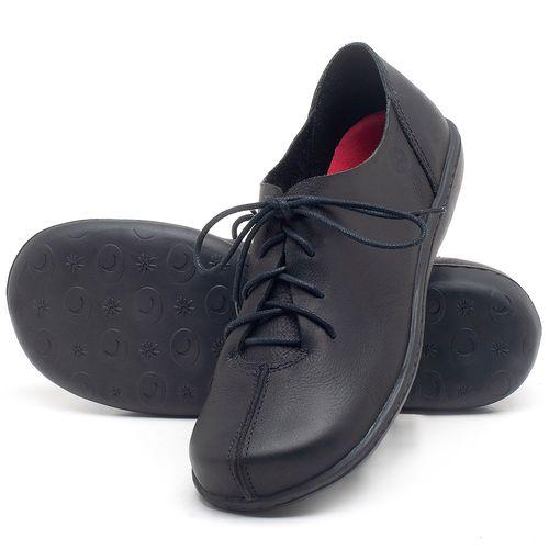 Laranja_Lima_Shoes_Sapatos_Femininos_Tenis_Cano_Baixo_em_Couro_Preto_-_Codigo_-_56188_2
