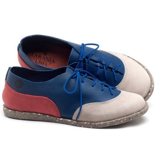 Laranja_Lima_Shoes_Sapatos_Femininos_Flat_Shoes_em_Couro_Off-white_-_Codigo_-_137224_1