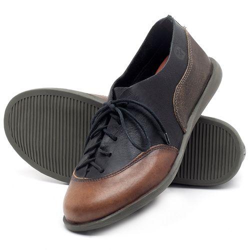 Laranja_Lima_Shoes_Sapatos_Femininos_Flat_Shoes_em_Couro_Preto_-_Codigo_-_137224_2