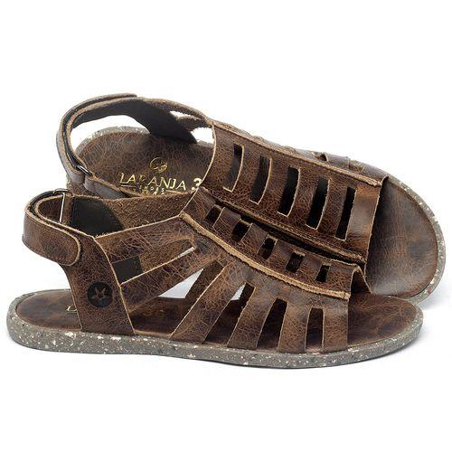 Laranja_Lima_Shoes_Sapatos_Femininos_Sandalia_Rasteira_Flat_em_Couro_Marrom_-_Codigo_-_137315_1