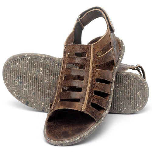 Laranja_Lima_Shoes_Sapatos_Femininos_Sandalia_Rasteira_Flat_em_Couro_Marrom_-_Codigo_-_137315_2