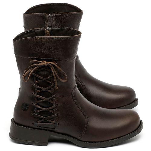 Laranja_Lima_Shoes_Sapatos_Femininos_Bota_Cano_Medio_em_Couro_Marrom_-_Codigo_-_141187_1