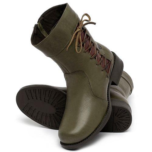 Laranja_Lima_Shoes_Sapatos_Femininos_Bota_Cano_Medio_em_Couro_Verde_-_Codigo_-_141187_2