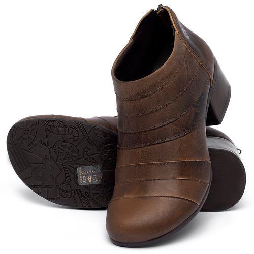 Laranja_Lima_Shoes_Sapatos_Femininos_Bota_Cano_Curto_Salto_de_5_cm_em_Couro_Marrom_-_Codigo_-_137162_2