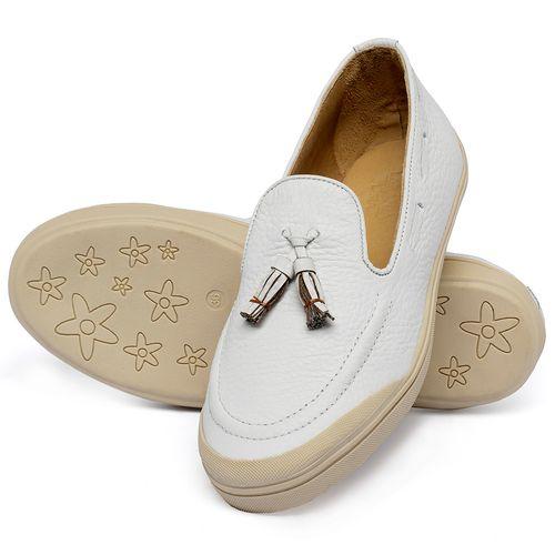 Laranja_Lima_Shoes_Sapatos_Femininos_Tenis_Cano_Baixo_em_Couro_Off-White_-_Codigo_-_3751_2