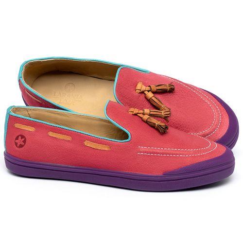 Laranja_Lima_Shoes_Sapatos_Femininos_Tenis_Cano_Baixo_em_Couro_Colorido_-_Codigo_-_3751_1