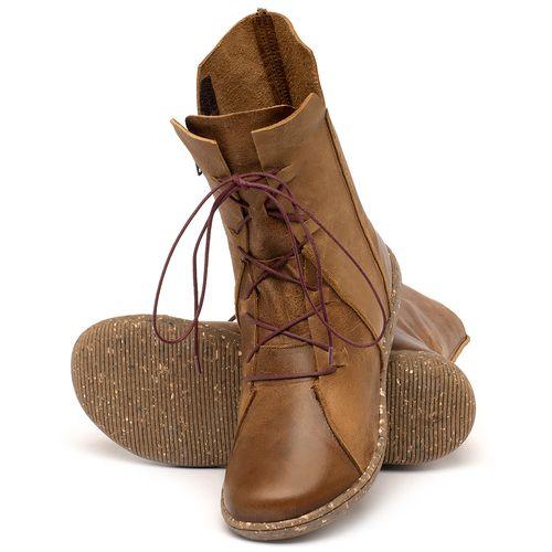 Laranja_Lima_Shoes_Sapatos_Femininos_Flat_Boot_em_Couro_Marrom_-_Codigo_-_137324_2