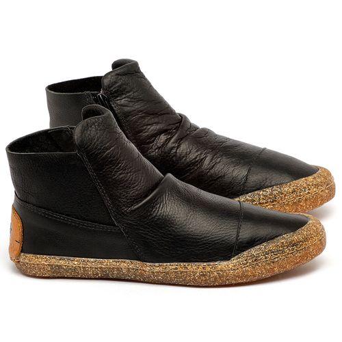 Laranja_Lima_Shoes_Sapatos_Femininos_Tenis_Cano_Alto_em_Couro_Preto_-_Codigo_-_141189_1