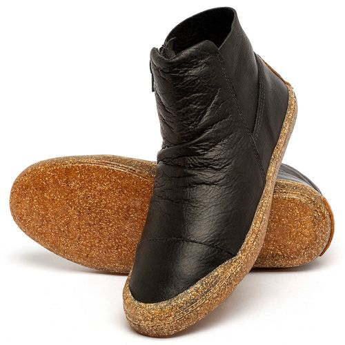 Laranja_Lima_Shoes_Sapatos_Femininos_Tenis_Cano_Alto_em_Couro_Preto_-_Codigo_-_141189_2