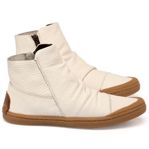 Laranja_Lima_Shoes_Sapatos_Femininos_Tenis_Cano_Alto_em_Couro_Off-White_-_Codigo_-_141189_1
