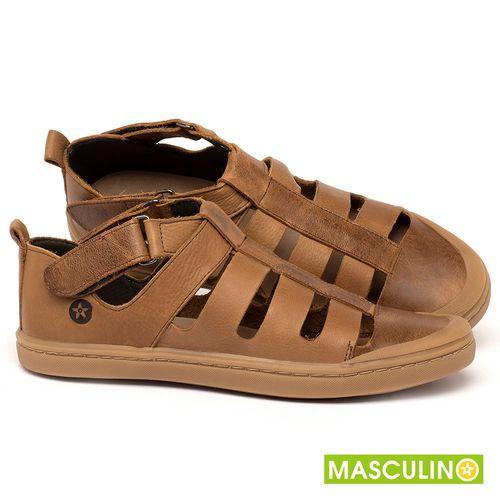 Laranja_Lima_Shoes_Sapatos_Masculinos_Tenis_Masculino_Cano_Baixo_em_Couro_Caramelo_-_Codigo_-_141196_1