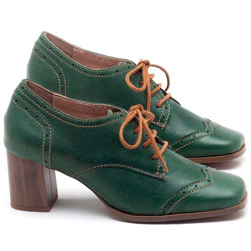 Laranja_Lima_Shoes_Sapatos_Femininos_Scarpin_Salto_Medio_de_6_cm_em_Couro_Verde_-_Codigo_-_3704_1