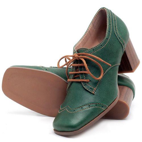 Laranja_Lima_Shoes_Sapatos_Femininos_Scarpin_Salto_Medio_de_6_cm_em_Couro_Verde_-_Codigo_-_3704_2