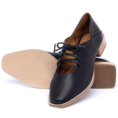 Laranja_Lima_Shoes_Sapatos_Femininos_Sapato_Laranja_Lima_Shoes_em_Couro_Preto_-_Codigo_-_9497_2