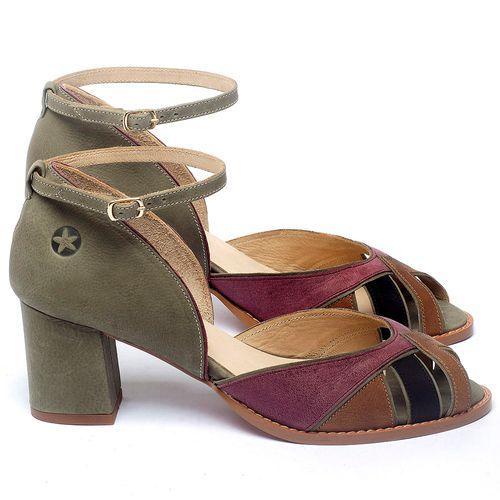 Laranja_Lima_Shoes_Sapatos_Femininos_Sandalia_Laranja_Lima_Shoes_Classic_Salto_de_6_cm_em_Couro_Multicolor_-_Codigo_-_3737_1