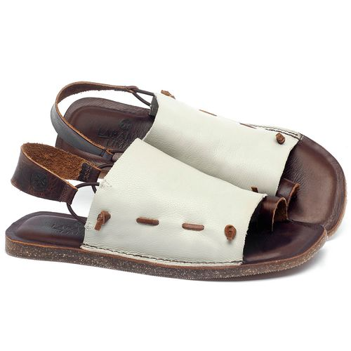 Laranja_Lima_Shoes_Sapatos_Femininos_Sandalia_Rasteira_Flat_em_Couro_Off-White_-_Codigo_-_141154_1