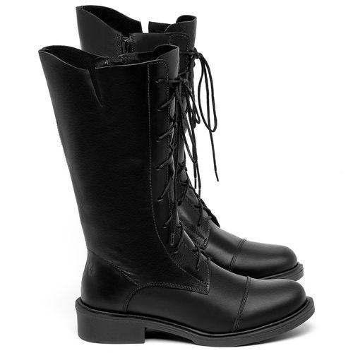 Laranja_Lima_Shoes_Sapatos_Femininos_Bota_Cano_Longo_em_Couro_Preto_-_Codigo_-_137321_1