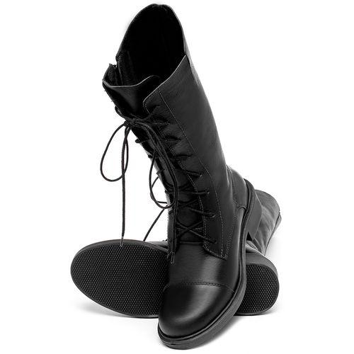 Laranja_Lima_Shoes_Sapatos_Femininos_Bota_Cano_Longo_em_Couro_Preto_-_Codigo_-_137321_2