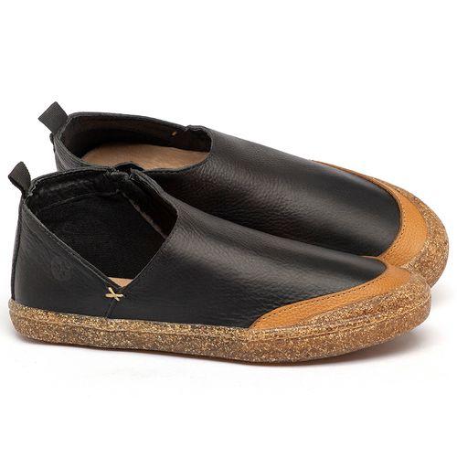 Laranja_Lima_Shoes_Sapatos_Femininos_Tenis_Cano_Baixo_em_Couro_Preto_-_Codigo_-_141190_1