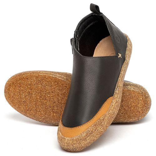 Laranja_Lima_Shoes_Sapatos_Femininos_Tenis_Cano_Baixo_em_Couro_Preto_-_Codigo_-_141190_2