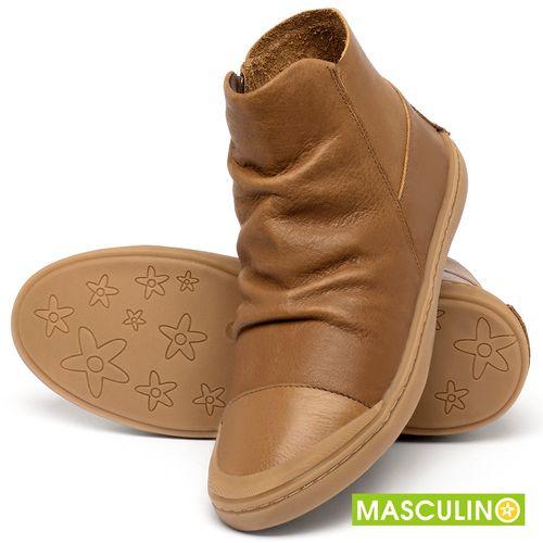 Laranja_Lima_Shoes_Sapatos_Masculinos_Tenis_Masculino_Cano_Alto_em_Couro_Caramelo_-_Codigo_-_141197_2