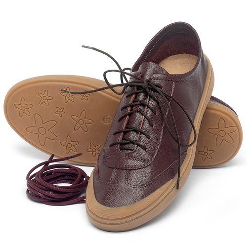 Laranja_Lima_Shoes_Sapatos_Masculinos_Tenis_Masculino_Cano_Baixo_em_Couro_Vinho_-_Codigo_-_141177_2
